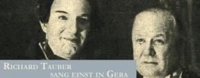 Tauber in Gera