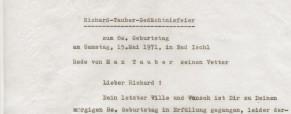 Richard-Tauber-Gedächtnisfeier