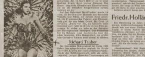 Das gab 's nur einmal – Richard Tauber