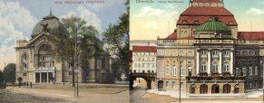 """""""Das Glöckchen des Eremiten"""" im Hoftheater Gera 1913"""