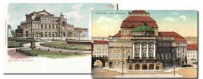 """"""" M i g n o n"""" in Chemnitz 1914"""