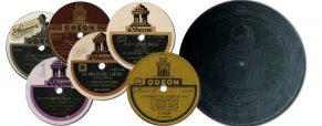 Diskographie – Teil 2 Odeon – Elektrische Aufnahmen