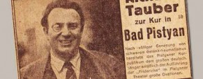 Tauber in Bad Pistyan