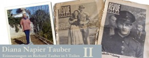 Teil II – Diana Napier über Richard Tauber