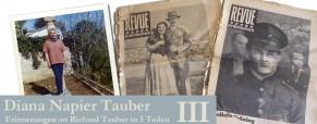 Teil III – Diana Napier über Richard Tauber