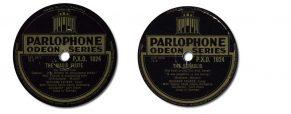 Parlophone PXO-1024