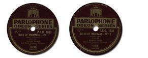 Parlophone PXO-1033