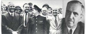 Rede von Bürgermeister Koref, Linz, 1952